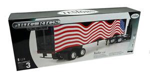 TESTORS Big Rig Trailer Series - REEFER 1:28 Model Kit - FREE Ship in cont. US