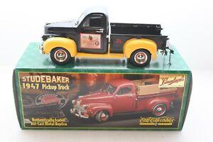 Leinenkugels #10 1947 Studebaker Pickup Barrel Truck Diecast Bank