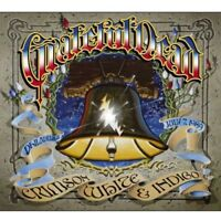 Grateful Dead, The G - Crimson White & Indigo July 7 1989 JFK Stadium [New CD]