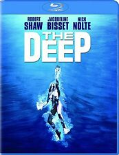 Blu Ray THE DEEP. Nick Nolte, Robert Shaw. (1977) Region free. New sealed.