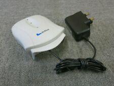 VeriFone XPBS019 White Bluetooth Base Unit & AC Power Adapter