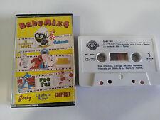 BABY MIX 4 - CASSETTE TAPE CINTA 1990 CALIMERO CAMPEONES LA ABEJA MAYA JACKY