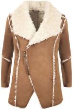 Cappotti e giacche da donna marrone con Cerniera Taglia 40