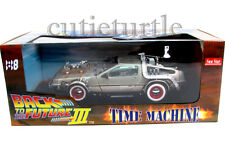 Sun Star 2712 Time Machine Back To The Future Delorean 1:18 Part III 3