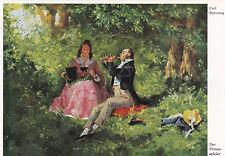 AK  Kunst  Gemälde   Carl SPITZWEG   Der Flötenspieler    2403  Emil Köhn