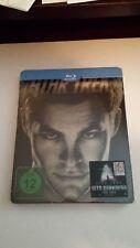 STAR TREK (2009) STEELBOOK (Chris Pine Variant) [NEW/OOP/Blu-ray] Germany