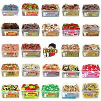 HARIBO FIZZY BUBBLEGUM BOTTLES PICK N MIX TUB BAGS SWEETS  CANDY BOX PARTY kids