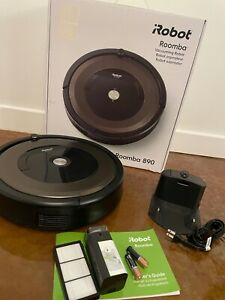 iRobot Roomba 890 Wi-Fi Connected Robot Vacuum Cleaner - Works with Alexa