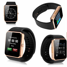 GT08 NFC Bluetooth Smart Watch Phone For Android Samsung S7 S6 Motorola Z HTC LG