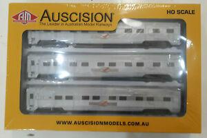 Auscision APS-8 Indian Pacific® MK4 - 3 Car Add-on Set (2008-Present Era)
