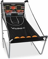 Arcade Basketball Game 2 Players Dual Shot Hoops LED Electronic Indoor Sports US