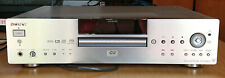 SONY DVP-NS900V Super Audio SACD CD DVD Player Silver .... USED VGC