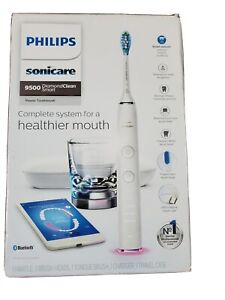 Philips Sonicare DiamondClean Smart 9500 Rechargeable Toothbrush - White