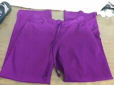 greys anatomy scrub Pants Size Med Purple