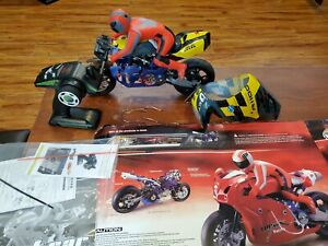 Brand New RC Motorcycle 1/5th RC with Remote Controller