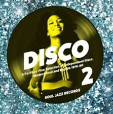 Soul Jazz Records Presents Disco 2 a Further Fine Selection of Independe