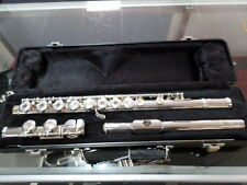 Armstrong 103 Student Model Open-Hole Flute w/ C Foot, Inline G