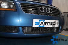 Airtec FMIC Front Mount Intercooler Kit Upgrade Audi TT 8N 1.8 Turbo 225 BHP
