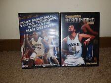 Skip Prosser: Competitive Rebounding Drills Basketball DVD + man defense