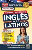 Inglés en 100 días/ English in 100 Days : Curso Completo De Inglés Para Latin...