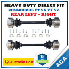 2 Rear CV Drive Shaft for Holden Commodore VU VX VY VZ V6 3.8L V8 5.7L LH + RH