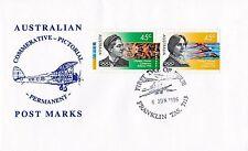 Permanent Commerative Pictorial Postmark - Franklin 6 Jun 1996 - 90c