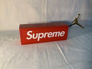 Supreme Domino x Complete Set X Brand New X Box Logo