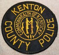 LIBERTY KENTUCKY KY POLICE PATCH