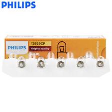 10PCS Philips T4W 12V 4W BA9s PG13 Vision Original Car Interior Light 12929CP