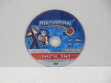 Megaman NT Warrior Volume 1 Jack In! DVD Anime Cartoon NO CASE