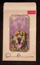OFFICIAL DEAN RUSSO DOG/PURPLE - HARD BACK CASE FOR APPLE iPHONE 4
