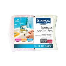 Éponges Sanitaires x2 STARWAX