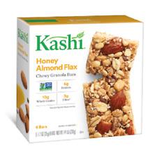 Kashi Honey Almond  Flax Chewy Granola Bars