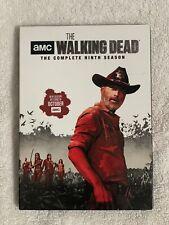 The Walking Dead Season 9 (Dvd, 5 Discs). Brand New!