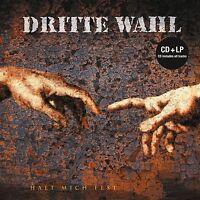 DRITTE WAHL - HALT MICH FEST +CD  VINYL LP+CD NEU