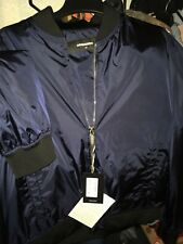 Dsquared2 jacket size 52   collection 2018 Dark Blue New
