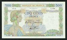 500 Francs Paix (16-5-1940)