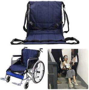 Patient Lift Stair Slide Board Transfer Emergency Evacuation Chair Wheelchair