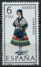 España 1967 Sg # 1828 Almería Provincial Disfraz Mnh #d 4941