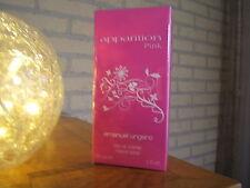 Emanuel Ungaro Apparition Pink for Women Eau de Toilette EDT 90ml