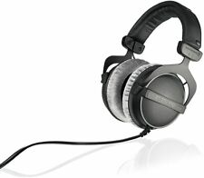 More details for beyerdynamic headphones dt 770 pro - 80 ohm - closed back interchangeable pads