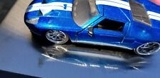 Jada 97204 Fast & Furious Ford GT 1/32 Diecast Model Car Blue - SHIPS FREE