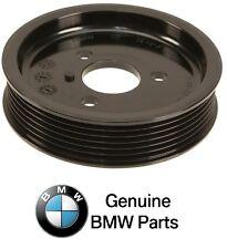 BMW 545i 645Ci X5 4.4L 4.8L V8 GAS DOHC Power Steering P/S Pump Pulley Genuine