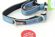 Kong Padded Collar S Blue 10-14 In / 25.4-35.6 cm