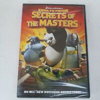 Kung Fu Panda - Secrets of the Masters DVD 2011  97361214641