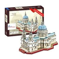 Cardboard model kit Peter and Paul Cathedral  in St Petersburg Mini cities.