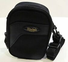 Kodak Gear 70619 Camera Case BAG LUGGAGE TOTE Milan collection black #1770