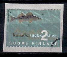 Specimen, Finland Sc1065 Wildlife, Fish, Stizostedion Lucioperca.