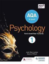 AQA A-level Psychology Book 1 by Eleanor Willard, Jean-Marc Lawton...
