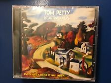 TOM.  PETTY.  AND. HEARTBREAKERS.         INTO THE GREAT WIDE OPEN.